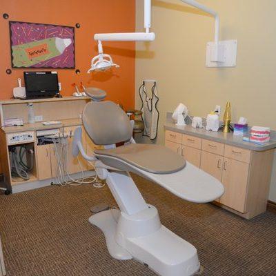 Buda Kids Teeth Exam Room